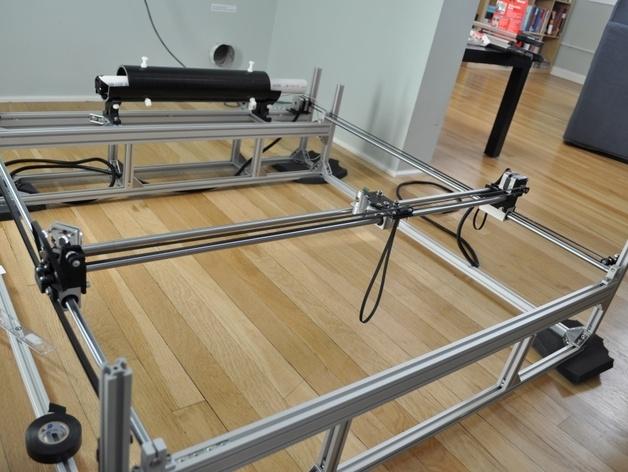 3D Printable Laser Cutter