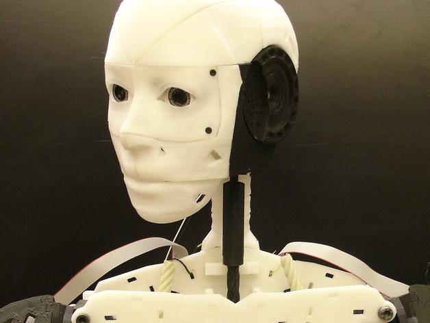 inMoov 3D Printable Robot